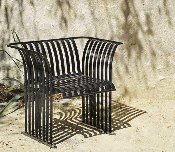 Area - Chaise et fauteuil - Madère