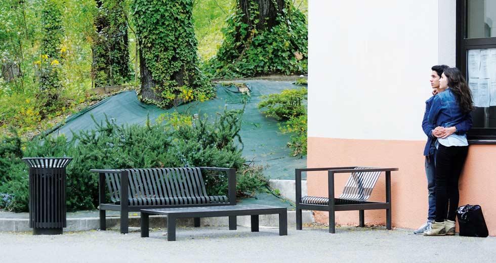 Area - Chaise et fauteuil - Sofia
