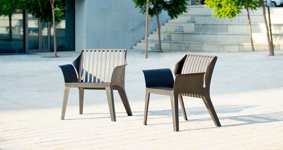 Area - Chaise et fauteuil - Vancouver