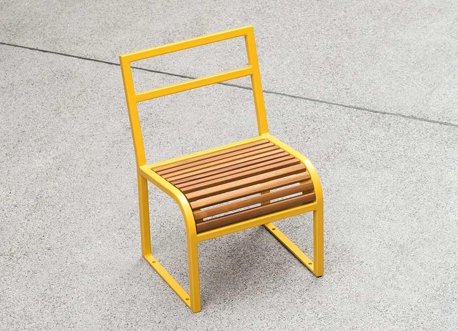 Chaise et fauteuil - Antibes bois