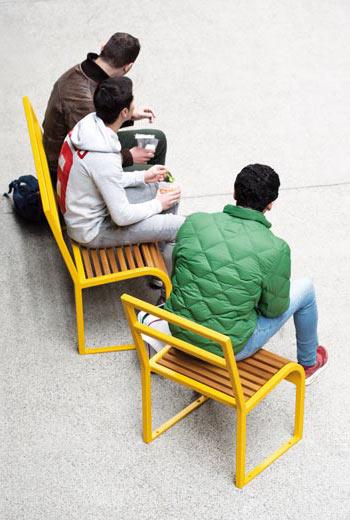 Area - Chaise et fauteuil - Antibes bois
