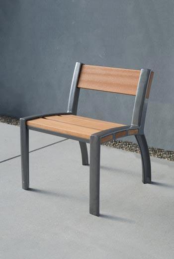 Area - Chaise et fauteuil - Athéna