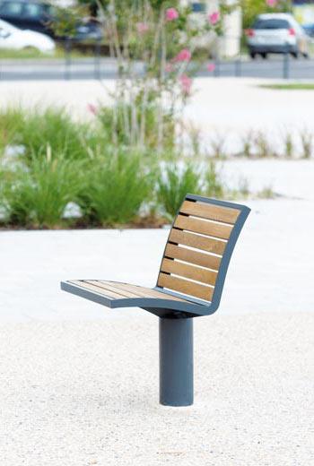 Area - Chaise et fauteuil - Denver bois