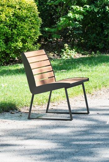 Area - Chaise et fauteuil - Miami