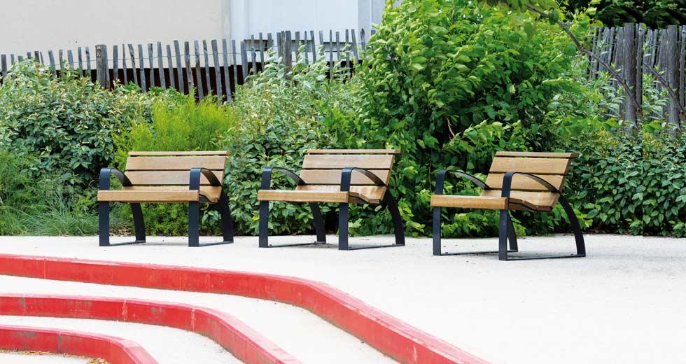 Area - Chaise et fauteuil - Vienne