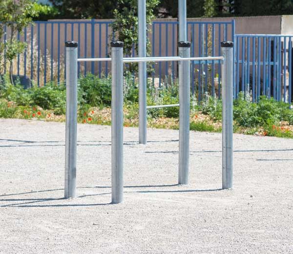 Area - Parcours fitness - Oxygène