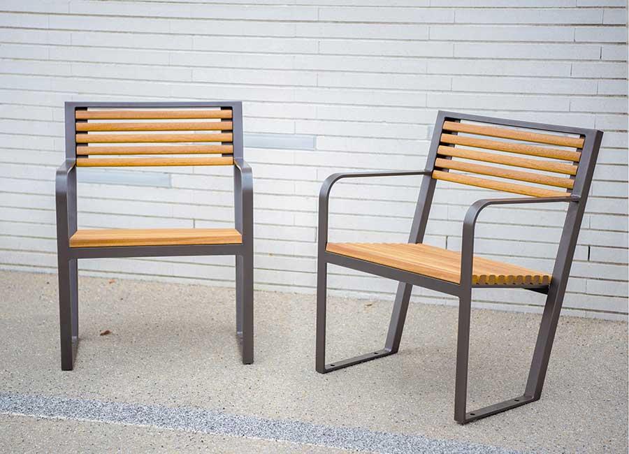 Chaise et fauteuil - Prague B30