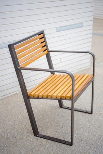 Area - Chaise et fauteuil - Prague B30