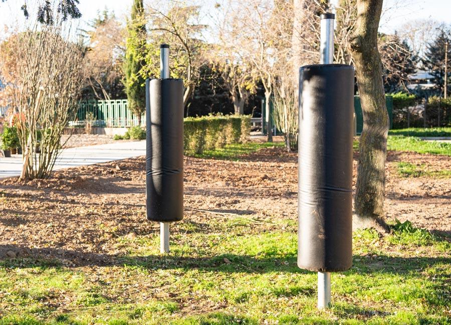 Parcours fitness - Oxygène