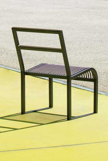 Area - Chaise et fauteuil - Antibes