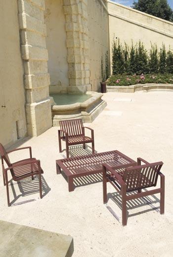 Area - Table et comptoir - Newport